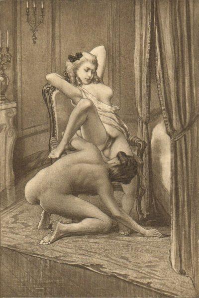 Едуар-Анри Аврил – маестрото на порнографията, сменил името си, за да може да твори (18+)