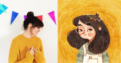 Симона Караиванова: Виждам животните като хора. И рисувам! (интервю)