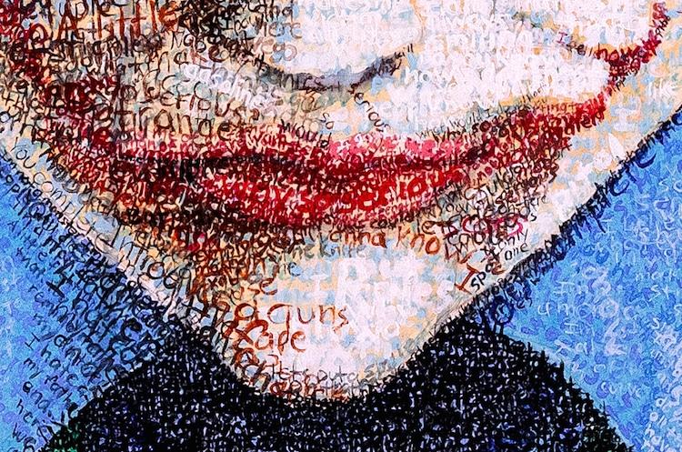 """""""По думите им"""": удивителни типографски портрети"""
