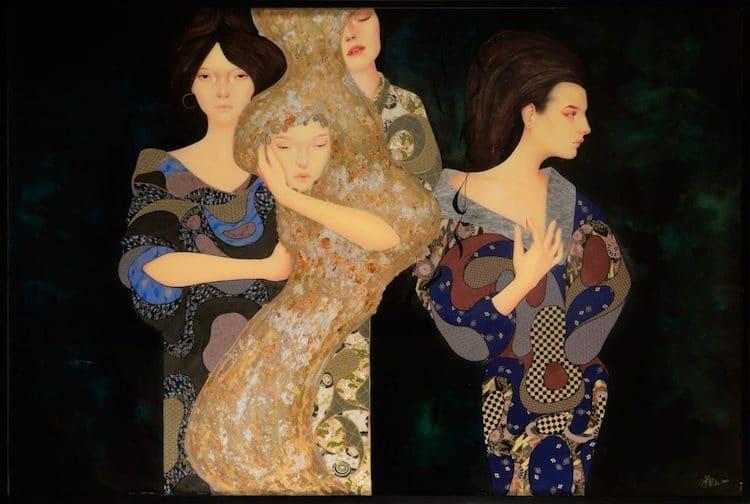 платната на Lauren Brevner