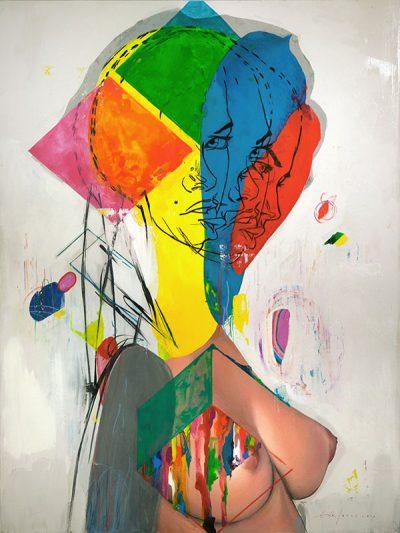 Където симетрията и сюрреализмът се сблъскват хармонично – хибридното изкуство на Ерик Джоунс
