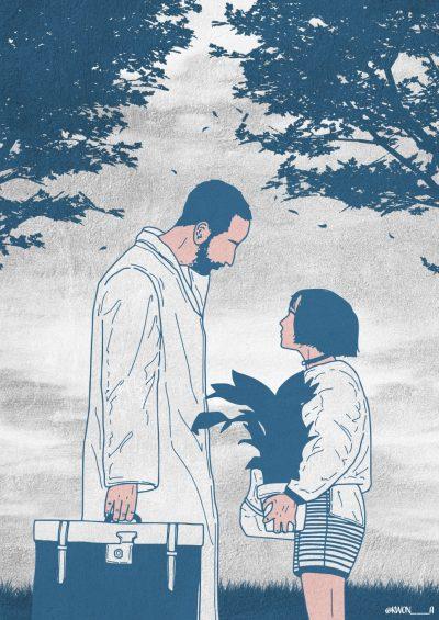 Любовта, която винаги разпознаваме – в илюстрациите на корейски артист