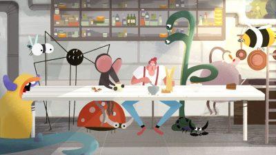 Шокова терапия: 6-минутна анимация ни вдъхновява да преодолеем страховете си (видео)