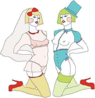 Сексуалността като входна врата към сложния ни вътрешен свят – в илюстрациите на Натали Крим