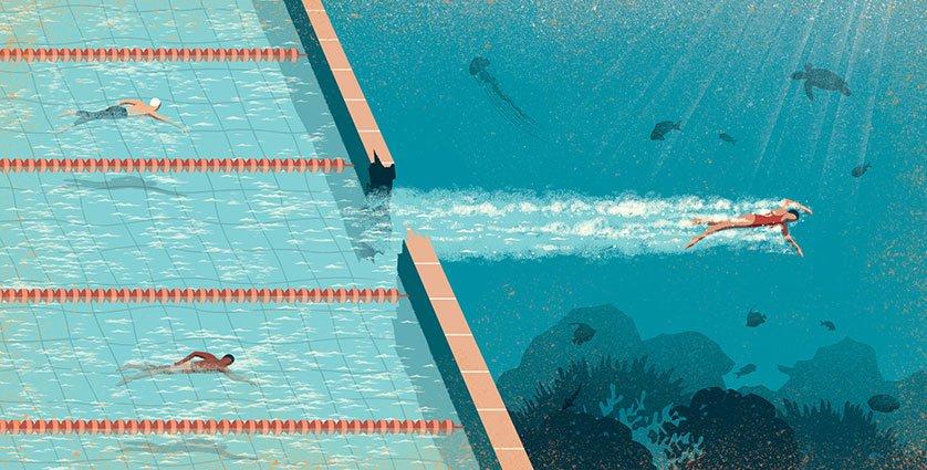 Смущаващо красиви - сюрреалистичните илюстрации на Davide Bonazzi