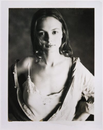 """Полароидните портрети на изгряващи звезди, заснети от бащата на """"Добрият Уил Хънтинг"""" и """"Милк"""" Гас Ван Сант"""