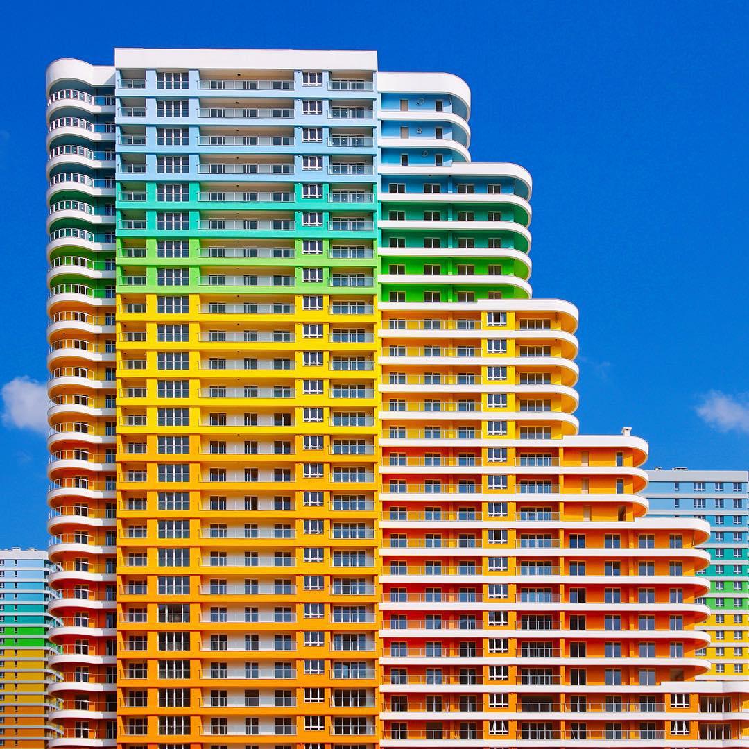 Йенър Торун документира най-цветните райони на Истанбул