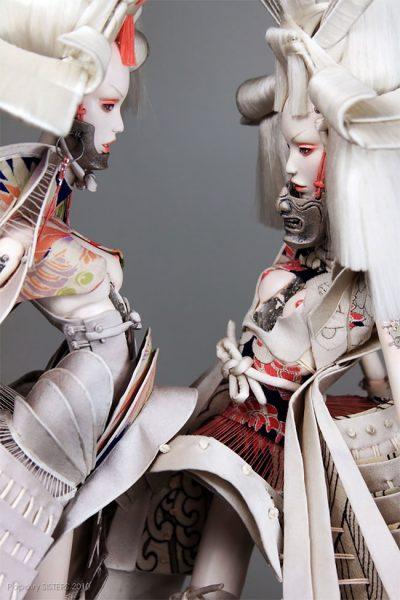 Далеч от матрьошката, близо до изкуството и висшата мода – куклите на сестрите Попови