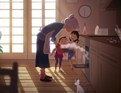 Красотата на детството – уловена в серия приказно-носталгични илюстрации