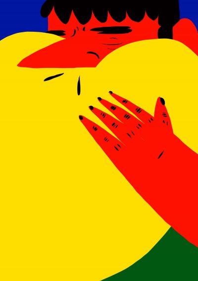"""""""Сексът е забавен, голите тела са забавни"""", смята шведки художник и ги пресъздава като форма на терапия"""