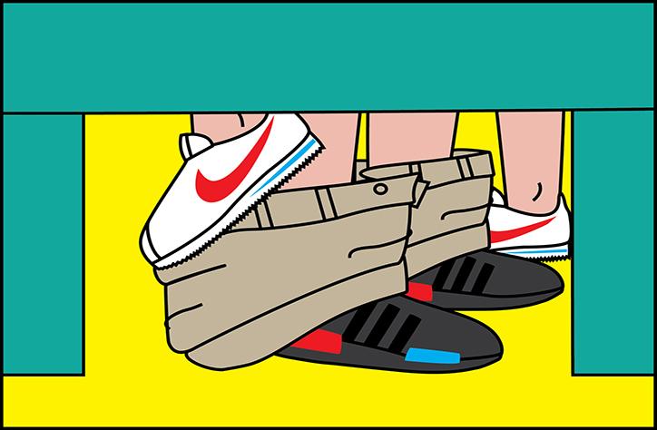 SneakerSutra (илюстрации)