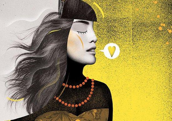 Дръзки експерименти и красиви разкази - илюстрациите на Agata Dudek