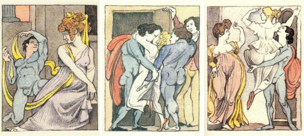 """илюстрации на Морис Сендак за """"Пиер"""" на Херман Мелвил"""