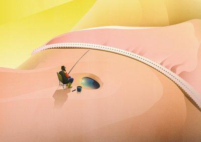 Между комикса и сюрреализма – илюстрациите на Jan Siemen