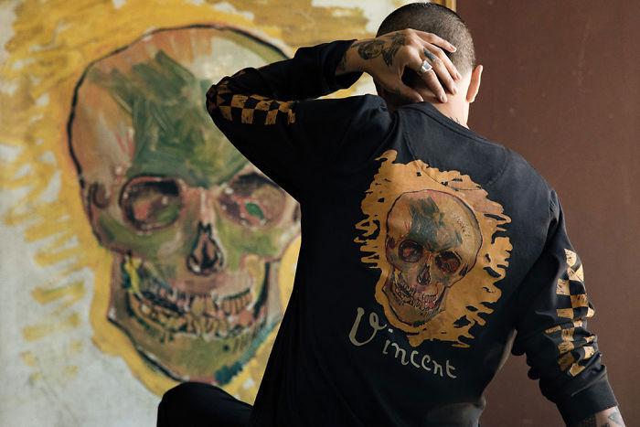 """Ван Гог """"слиза от стените"""" (лимитирана колекция)"""