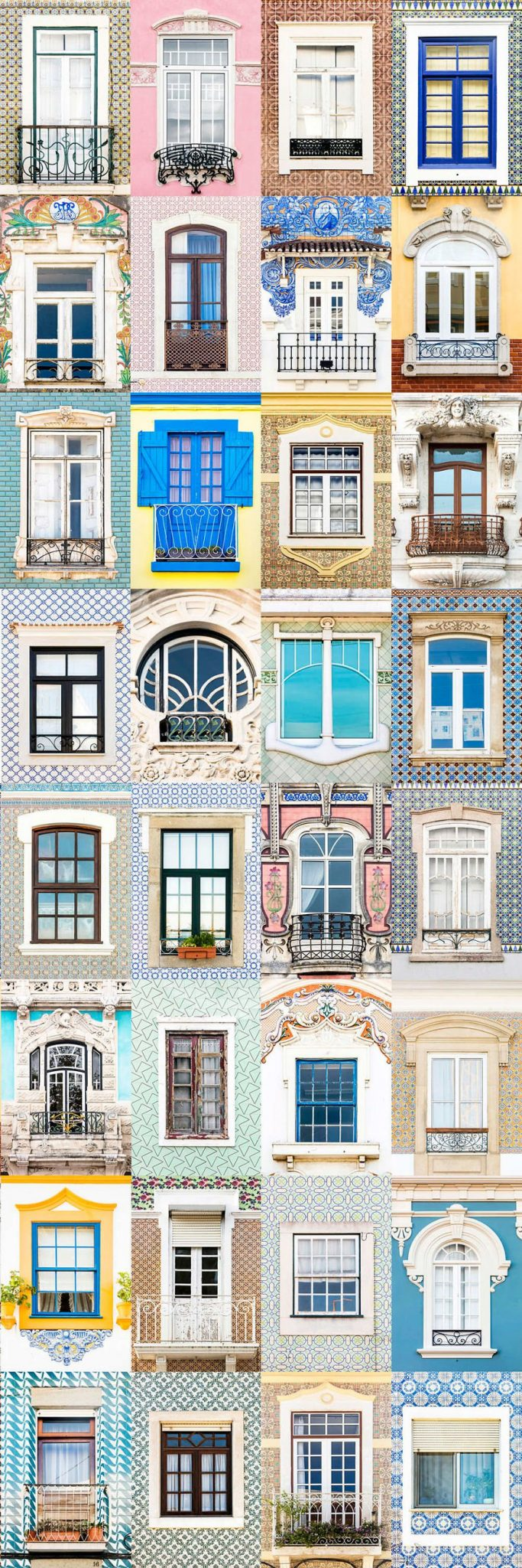 пъстрата красота на Португалия (снимки)