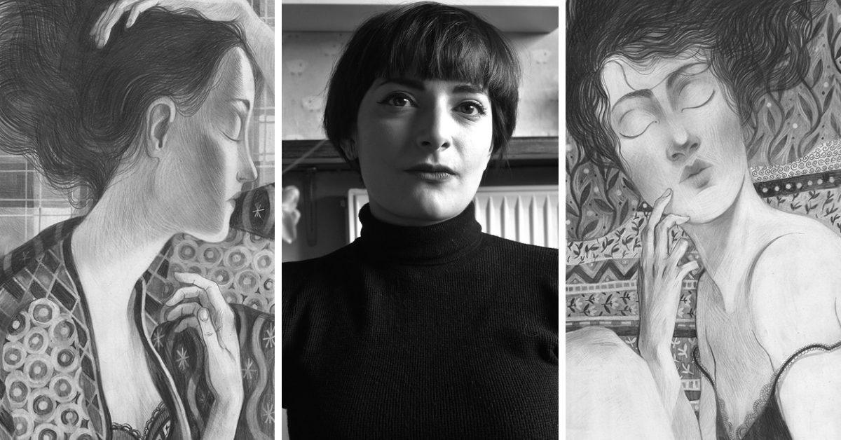 Калина Мухова и нейни илюстрации