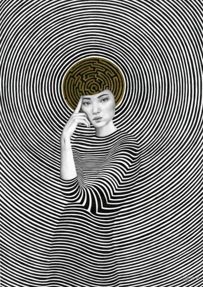 Хипнотизиращите жени на Sofia Bonati