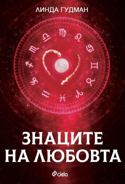 Знаците на любовта (корица)