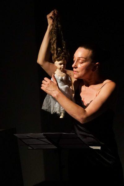 """Юлиана Сайска: """"Работя с чувства – на другите и моите. Аз съм инструментът"""""""