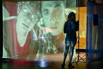 Мовименто/Вариации: 5 авторки от различни националности представят пет миниатюри и едно интервю на тема движение