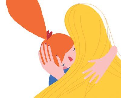 """Откъс (и приказни илюстрации) от """"В лунната стая"""" на Валери Петров"""