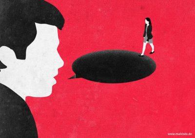 Mindshots: минималистични, остроумни и провокативни илюстрации