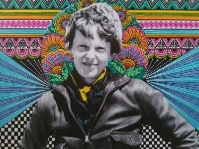 50 Rebel Women: дизайнер на текстил празнува цветната природа на 50 бунтовни жени