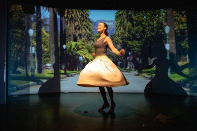 """Съпреживяваме """"Променяне"""" на Йоана Буковска-Давидова в иновативен, многопластов и красив моноспектакъл"""