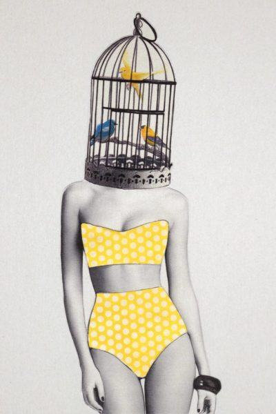 Жените и дивата (им) природа – в илюстрациите на Jenny Liz Rome