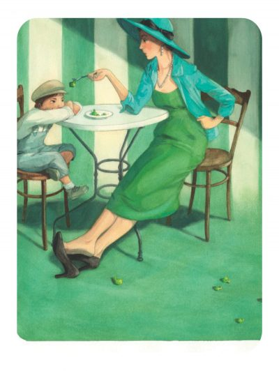 """Откъси от """"Мама"""" на Елен Делфорж (с приказните илюстрации на Кантен Гребан)"""