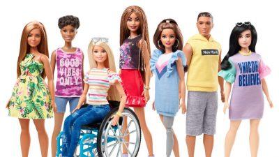 Барби стана на 60 – в инвалидна количка (и по-разнообразна от всякога)