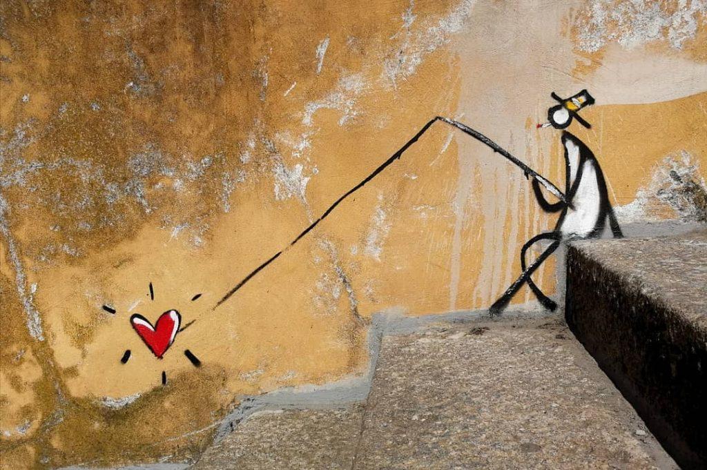 Деликатни истории за изострени сетива - в уличното изкуство на Exit/Enter