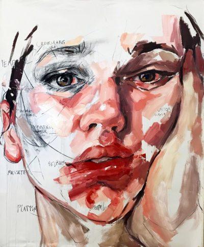 Оголващи душата – чувствените платна на Elly Smallwood