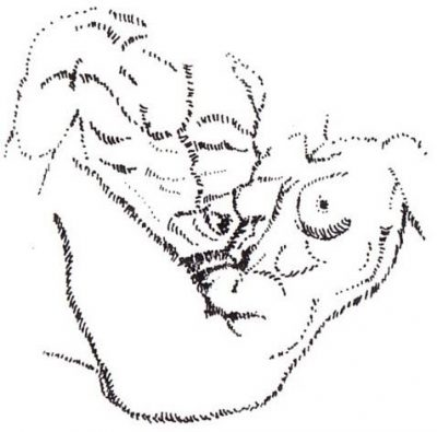 """Из """"Еротика"""" на Янис Рицос (с илюстрациите на Дионисис Валасис)"""