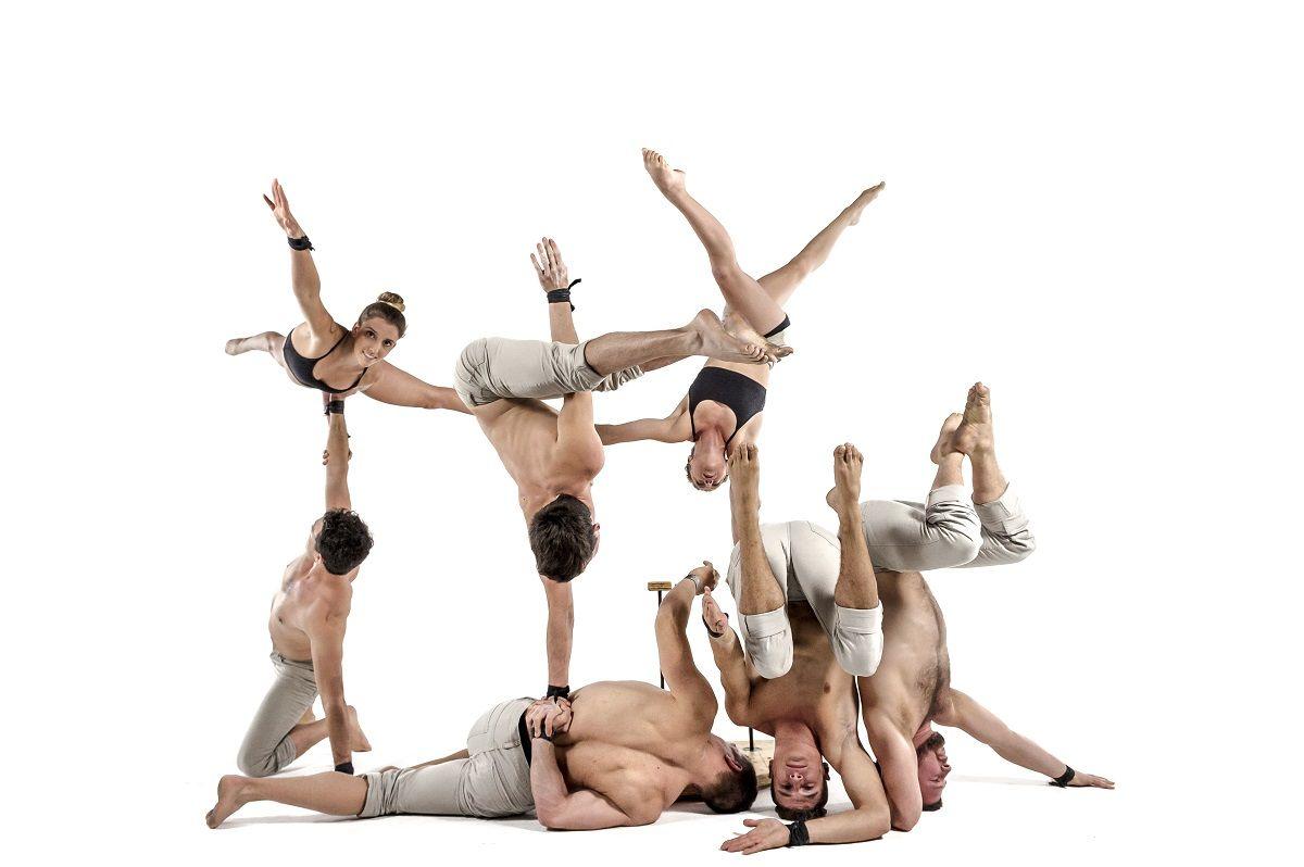 съвременен цирк от Австралия ще бъде показан на ONE DANCE WEEK 2019
