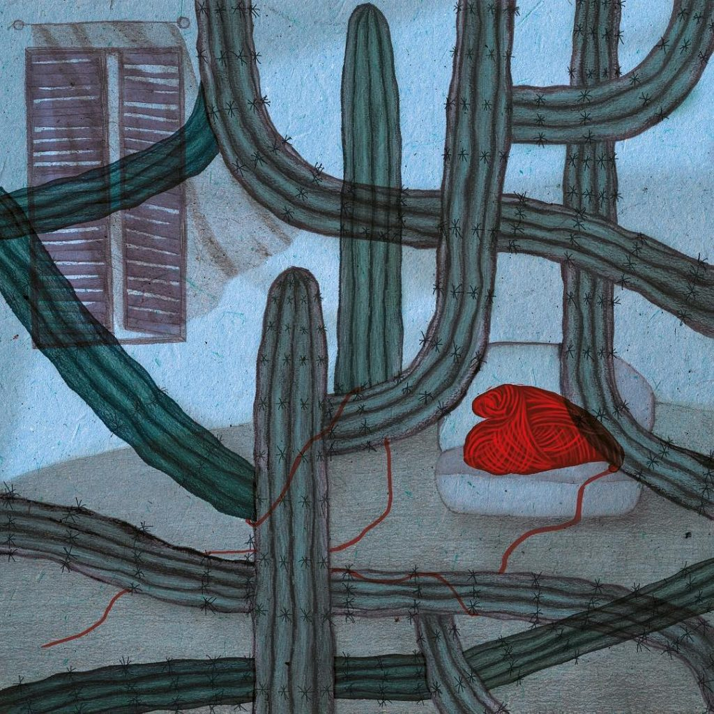 Малки истории с много смисли - в илюстрациите на Alessandra Di Paola