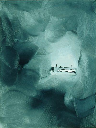 Вилхелм Саснал за кинематографичните си картини: Рисуването е естествена дейност, първична