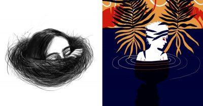 Ина Христова: Илюстрацията изостри интуицията ми като с острилка (интервю)