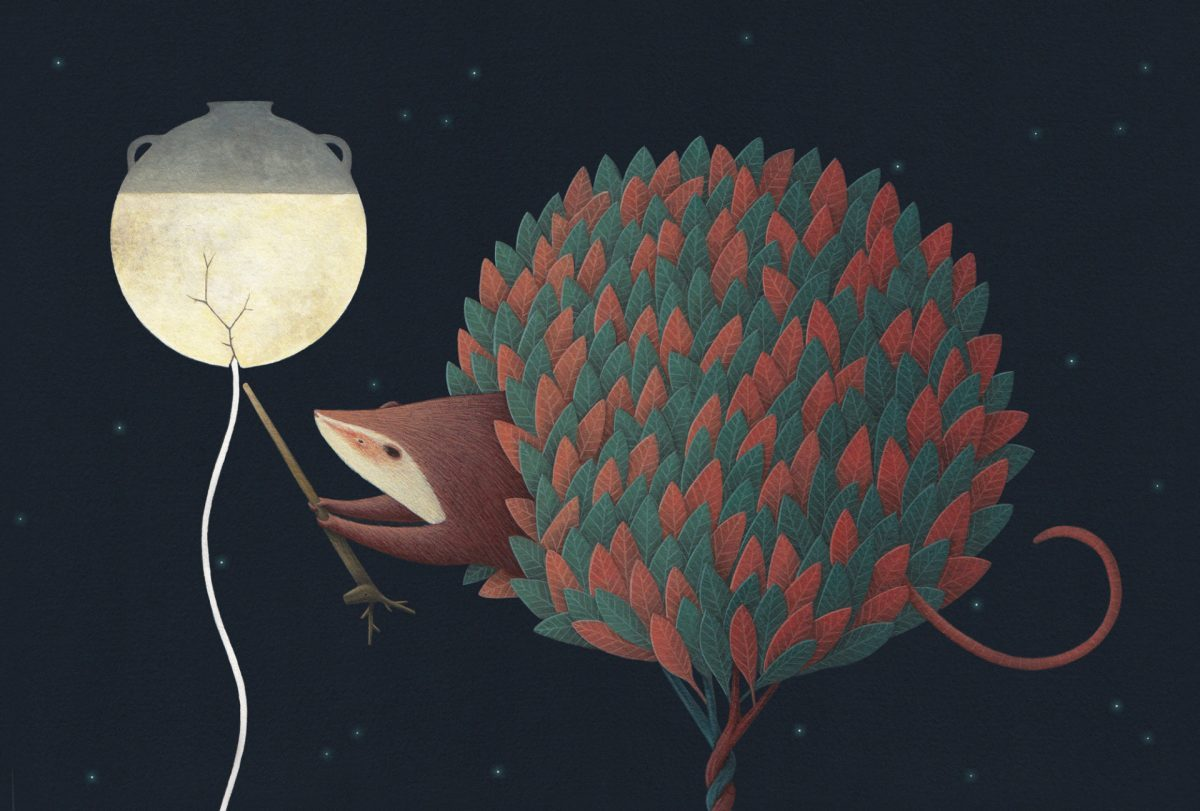 Дуалности и тиха магия - в илюстрациите на David Álvarez