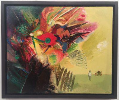 Непоказвани ранни творби на Недко Солаков ще бъдат представени от Галерия Sariev