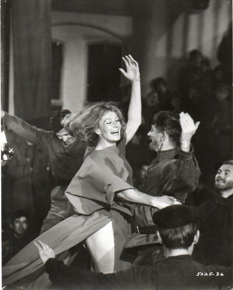 митичната кралица на танца Айсидора Дънкан