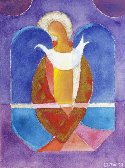 Одисеас Елитис: образът и цветът на поезията