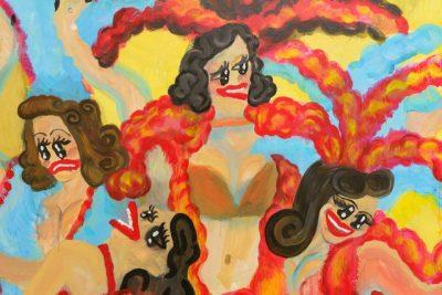 Сексът и градът: Мартина Вачева представя самостоятелна изложба в Галерия ИСИ