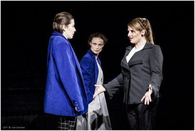 """""""Хаос"""" в Театър 199: човеколюбив разказ за """"онези"""" моменти в живота (ни)"""