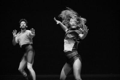 Танцът като движение по свободни  траектории