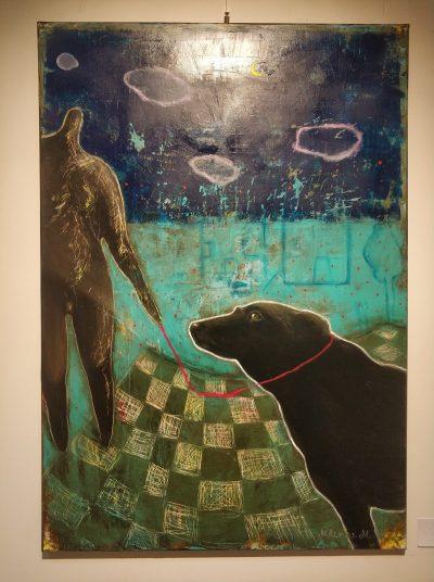 """Млади български художници диалогизират с нас различни """"Реалности"""""""