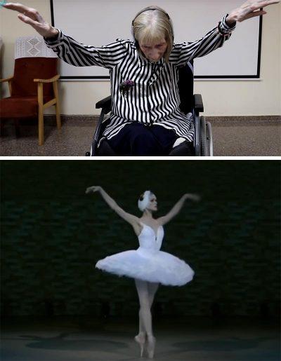 Веднъж танцьор – завинаги танцьор (емоционално видео илюстрира благотворното влияние на музиката и танца)