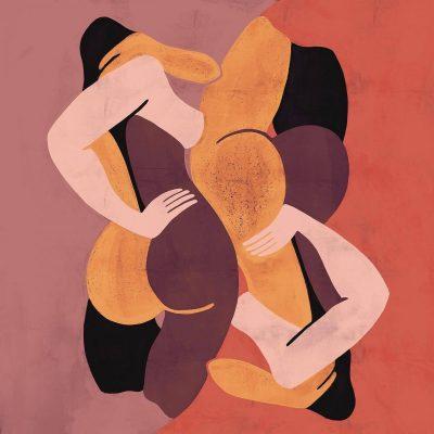 Танцът като катарзис, красотата като противоотрова и изкуството като дестинация – в картините на Лаура Перети