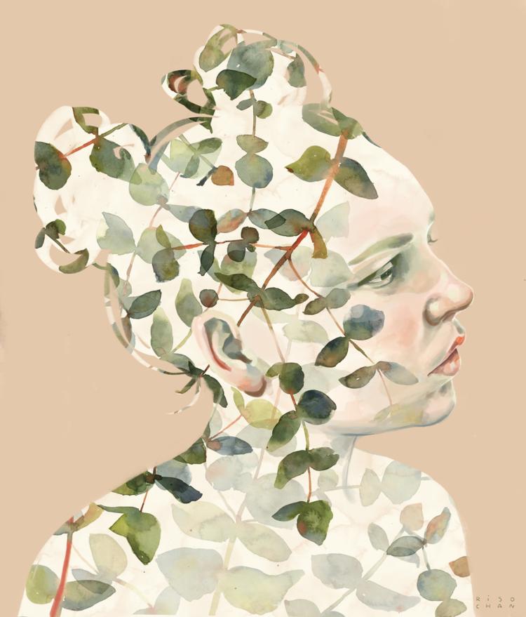 портретите на Àngela Maria Sierra